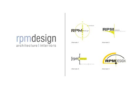 Architect Firms by Logo Design By Qiana Lee Pucel Graham At Coroflot Com