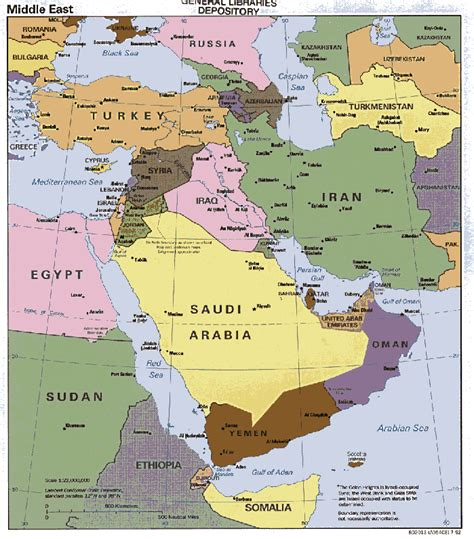 middle east map beirut strategic errors of monumental proportions lessons for