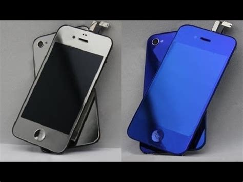 iphone 4s colors iphone 4s color conversion blue chrome iphone 4s display