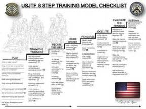 usjtf 8 step training model by usjtf staff issuu