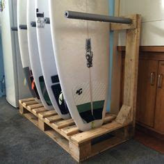 Diy Paddle Board Rack by 1000 Ideas About Surfboard Rack On Surfboard