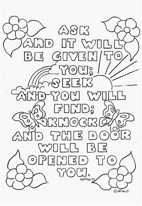 coloring pages top free printable bible verse coloring