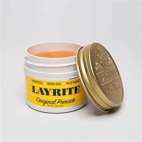Pomade Vanilla layrite original pomade 113g ebay