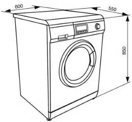 beautiful Washing Machine Dimensions Standard #1: wmf147dim_1.jpg