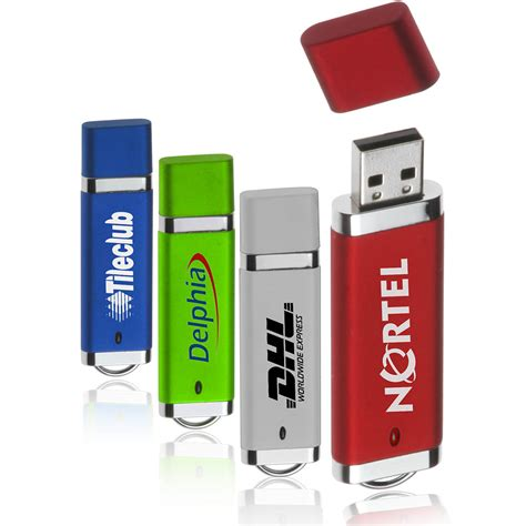 Usb Custom custom 4gb led usb flash drives usb0104gb discountmugs