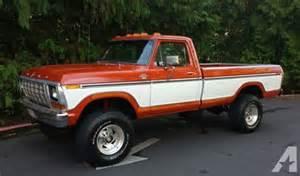 Ford Home Decor 1978 ford f 250 4x4 ranger xlt 102 866 original miles for