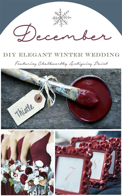 Adorning Your by Create A Fairytale Inspired December Wedding By