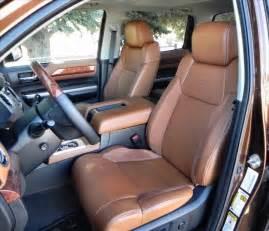 Toyota 1794 Interior by 2014 Toyota Tundra 1794 A Beautiful Cowboy Cadillac