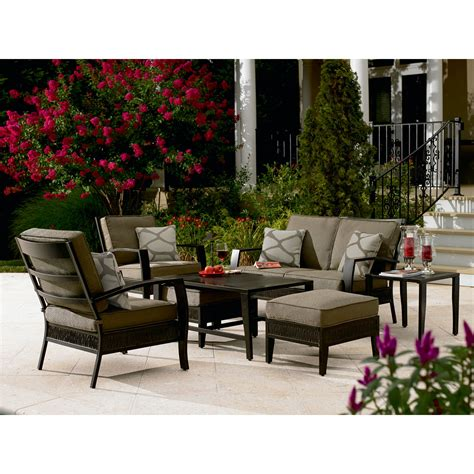 sears ty pennington patio furniture ty pennington style patio dining sets sears