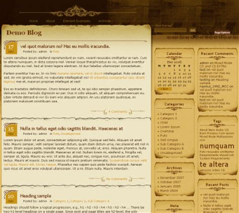 history templates for blogger blog layouts