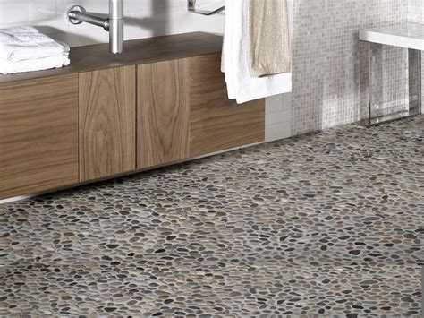 Pebble Flooring by Flooring Pebble Flooring For Environmentally Safe And