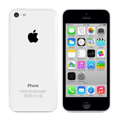 iphone apple apple iphone 5c 8gb 16gb 32gb unlocked pink blue white mobile phone ebay