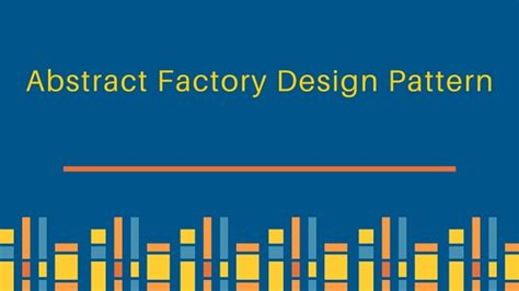 abstract pattern java abstract factory design pattern in java journaldev