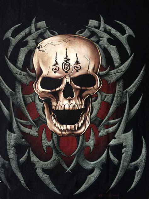 Imagenes De Calaveras Riendo | camiseta de rock calavera talla xl u s 20 00 en