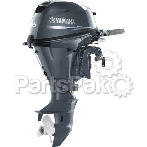 Yamaha F15smha F15 15 Hp Short Shaft 15 Quot Manual Start