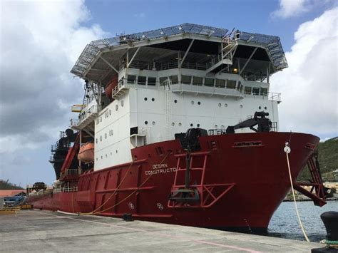 fema contracts foss maritime vessels to help