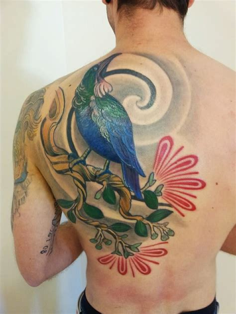 tattoo removal nz vince finished this today all style tui