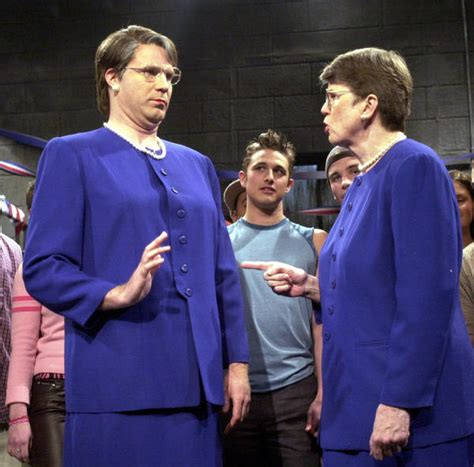 will ferrell janet reno height of politicians leaders