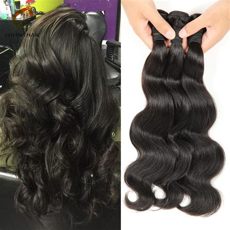 3 bundles 8 light brown popular light brown hair buy cheap light brown