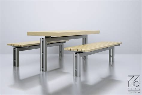 Bussed Tables by Table 02 001 Minimalistic Furniture Furniture