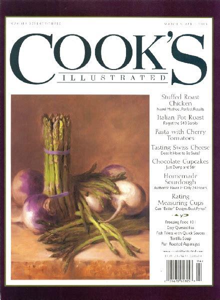 Pdf Cooks Illustrated Cookbook Americas Magazine by Cook S Illustrated 73 Pdf Magazine