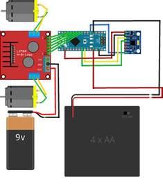 how to build an arduino self balancing robot hackster io