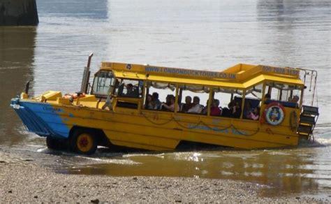 ww11 duck boats for sale dual mode tourist buses go goa the hibian way