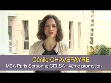 Sorbonne Mba by Alumni Executive Mba Celsa Sorbonne