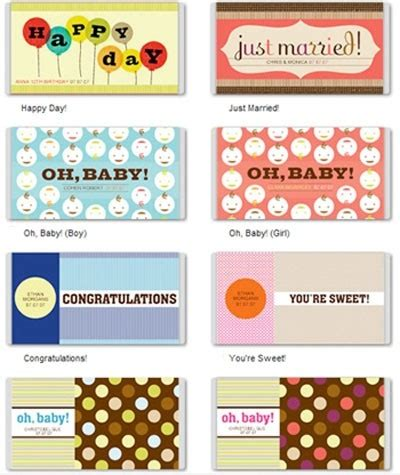 Printable Candy Bar Wrappers M M Mini Wrapper Template Free