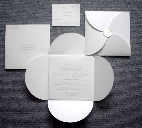 folding invitation card template 30 best images about cool wedding invites on
