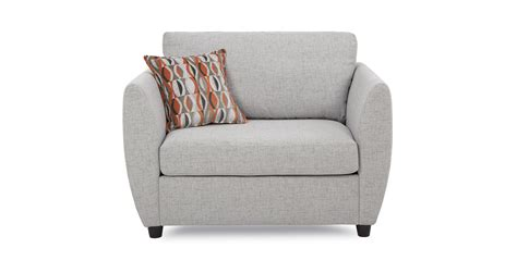 sofa bed chair finlay cuddler sofa bed dfs