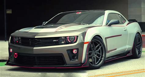 camaro modified mind blowing modified 2015 chevrolet camaro zl1