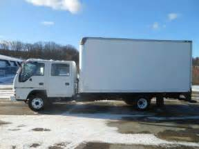 Isuzu Crew Cab Box Truck For Sale Isuzu Npr Hd 2006 Box Trucks