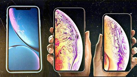 iphone xr vs xs xs max which should you buy