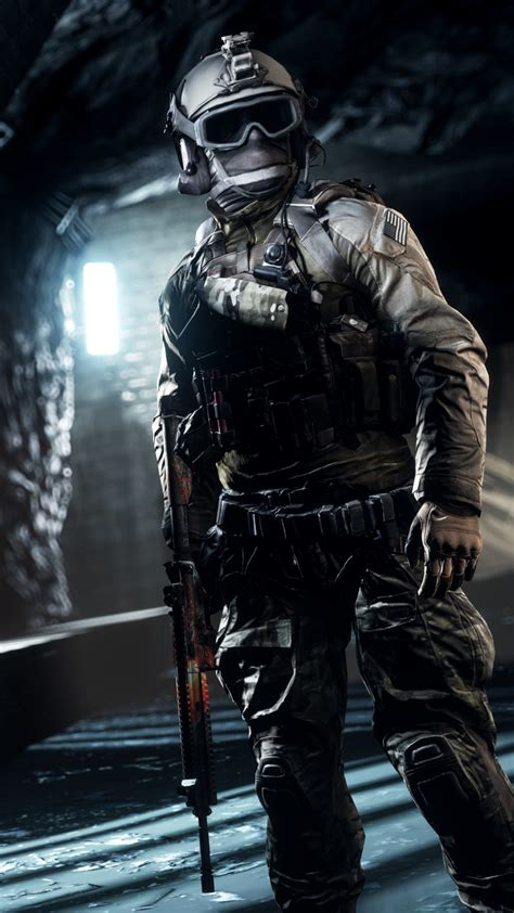 wallpaper battlefield  soldier hd games
