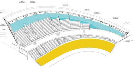 Floor Layout Plans london 2012 velodrome detail magazine of