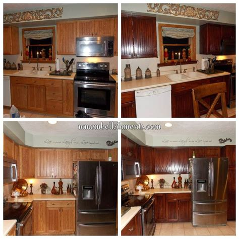 diy gel stain kitchen cabinets 1000 ideas about updating oak cabinets on gel