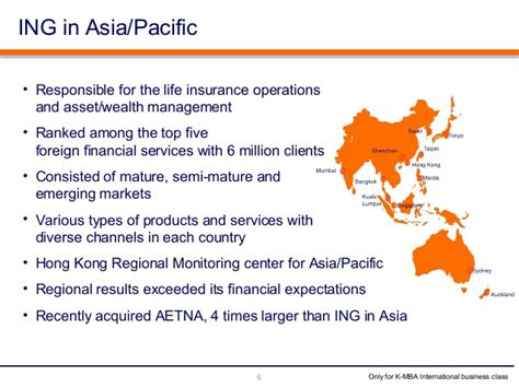 Pacific Mba Result by Ing Asia Pacific Study
