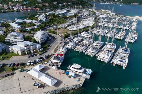 seventh bvi charter yacht show at nanny cay nanny cay - Bvi Charter Yacht Society Boat Show