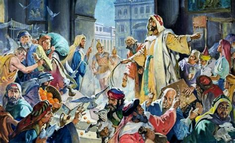 jesus cleanses the temple 301 moved permanently
