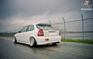 Stance Honda Civic New Camery Autos Post