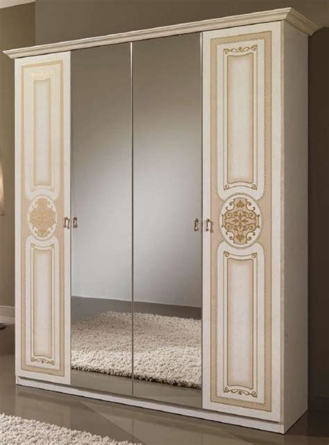 Italian Wardrobe by Bedroom Collection Queenstyle Furniture Ltd