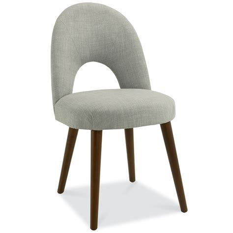 Upholstered Chairs Design Ideas Upholstered Dining Chairs Home Design By Larizza