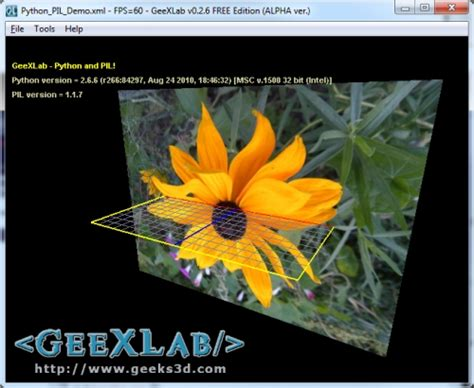 Tutorial Python Image Library | tutorial first steps with pil python imaging library