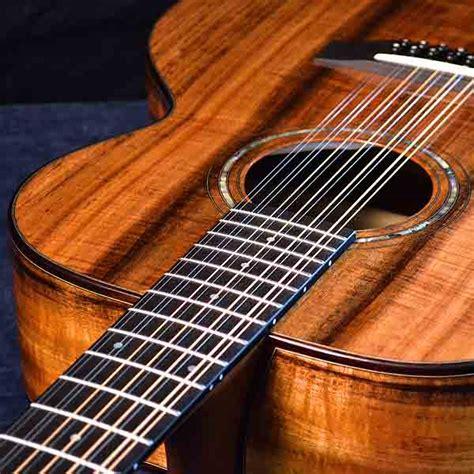 holzmaserung erkennen bsg gj45 12 string diegitarre ch