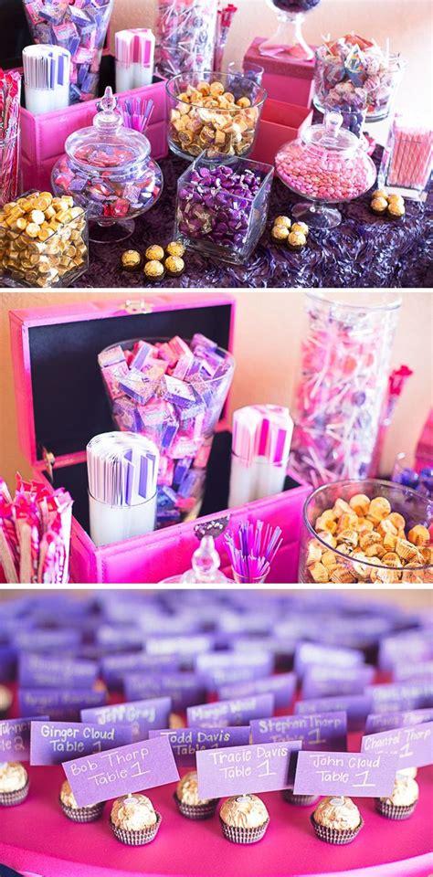 purple and blue buffet 25 best ideas about purple gold weddings on