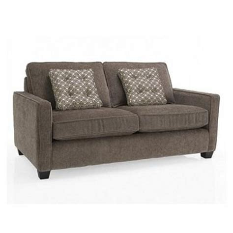 whole home 174 md fraser condo sofa with tapered legs