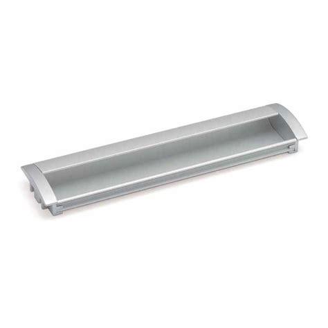 tirador de cocina aluminio metalizado malle