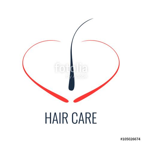 hair treatment download quot hair care logo hair follicle icon hair bulb symbol