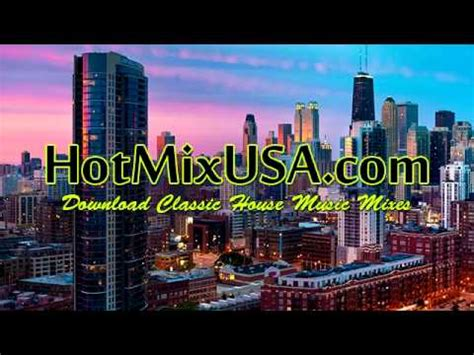 chicago house music classics chicago house music mix 1 julian perez classic b96 mix youtube